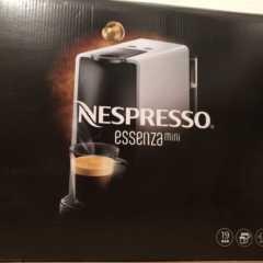 コーヒーマシン、買ってみた