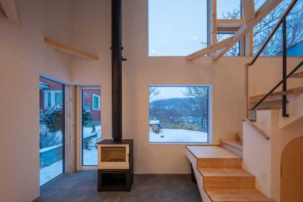 Worksに「北窓の家」を追加しました。 富谷洋介建築設計