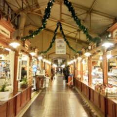 オールドマーケットホール。130年前の建物で味わうフィンラン…