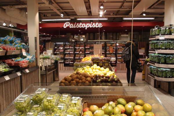 日本とはちょっと違う。フィンランドのスーパーマーケット事情