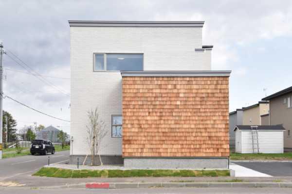 北海道千歳市にて「北陽7丁目モデルハウス」常時公開中|住研ハウス