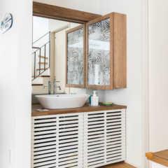 パターンはさまざま。「玄関近くに洗面台」の手洗いしやすい間取…