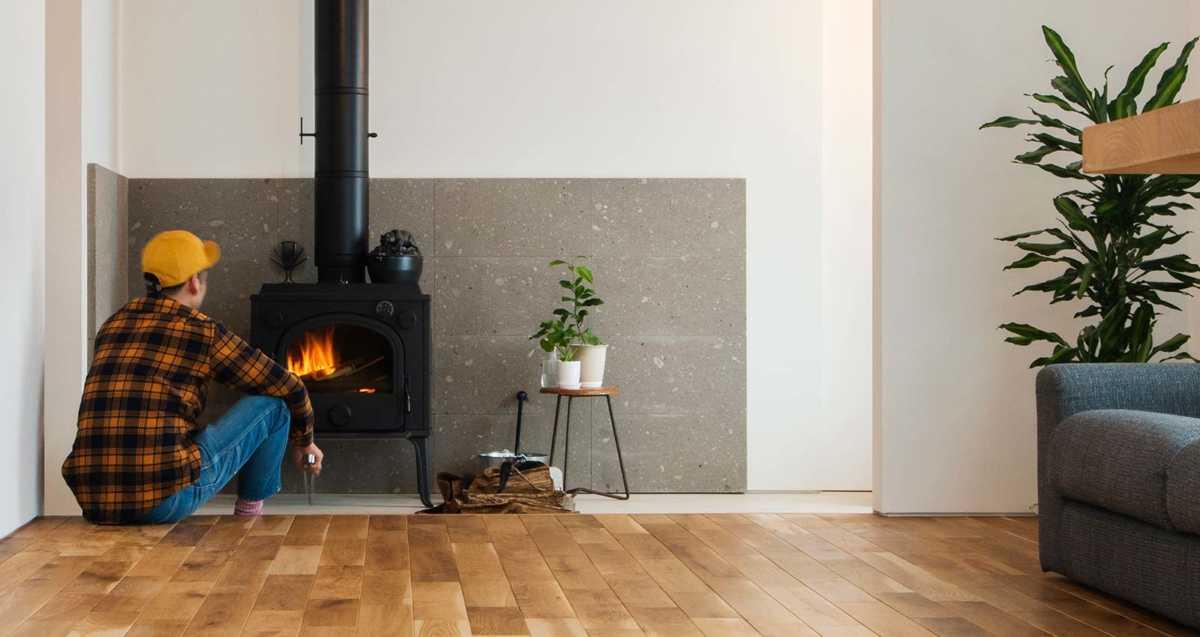 豊富なバリエーションが魅力。「タイル仕上げの炉壁」デザイン集