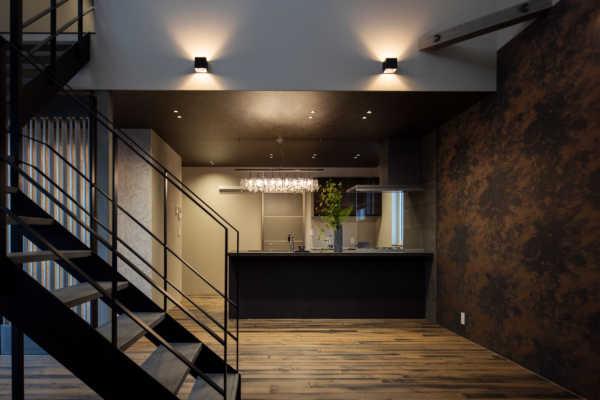 HONEY HOUSEの『エレガントなインテリア空間の提案』がすごい!