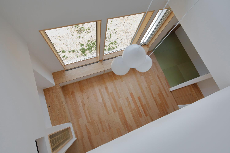引き渡し前の住宅が会場になることが多い新築のオープンハウス