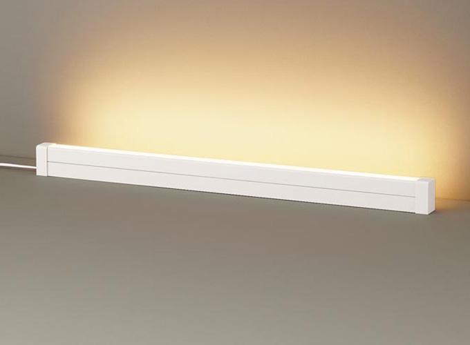 テレビの背面に置くタイプの照明器具