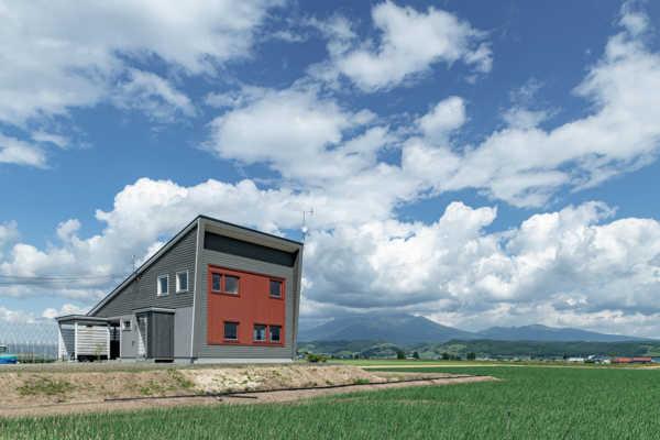 職住一体の家の参考に!「農家住宅」の間取りの特徴3