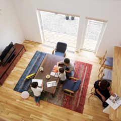 高断熱・高気密とエコなパッシブ換気で、四季を通じて快適な家