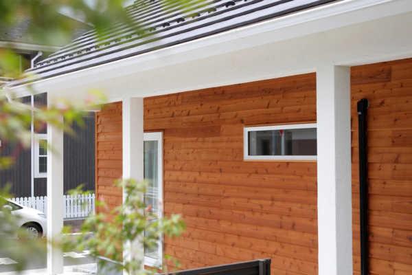 家事の負担を軽減する細やかな配慮が嬉しい自然素材の家
