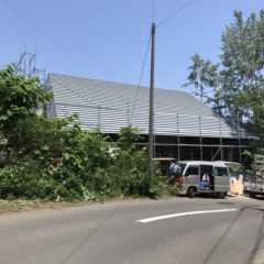 8/1(土)札幌市南区にて「大きな屋根のいえ」オープンハウス…