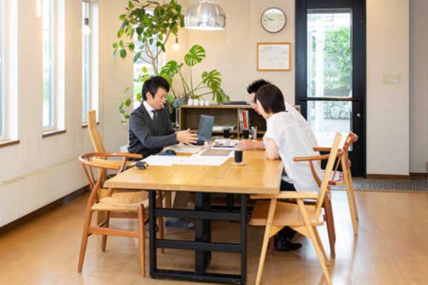 【常時開催中】新築・リノベーション勉強会(リビングカフェ)※オンラインでも可能|リビングワーク