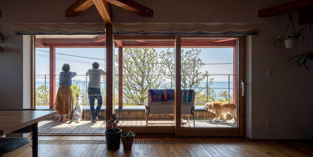 大型犬と楽しく暮らす、家づくりのアイデア拝見!