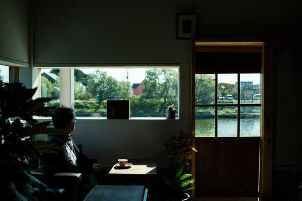 「風景とつながり心休まる居場所」kaffe tyst