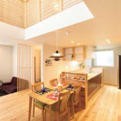 暑さや寒さを意識しない「ストレスフリー」の高性能住宅