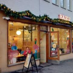 ヘルシンキで和食といえば「SUSHI」