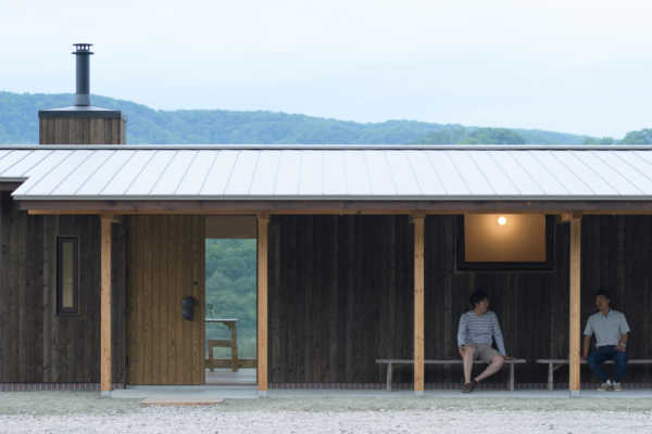 建築家が設計を行った喫茶店「cafe de camino」(足寄ひだまりファームさん)がオープンしました HOUSE&HOUSE 一級建築士事務所