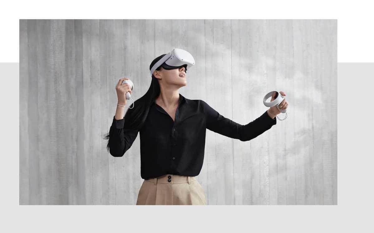 写真:オキュラス<br>https://www.oculus.com/quest-2/