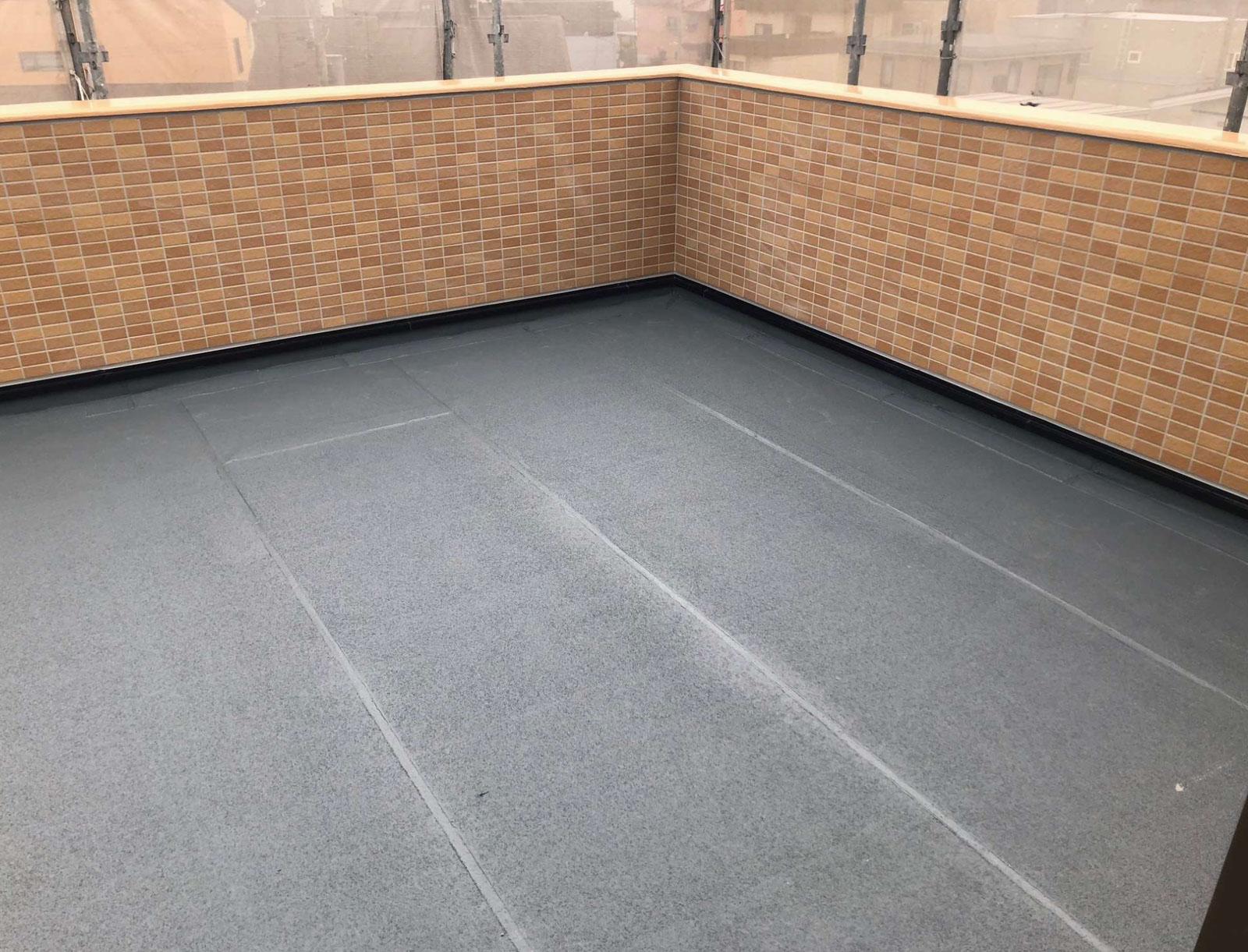 防水性に優れたRC住宅の屋上は、アウトドアスペースや屋上菜園など、活用度が高い