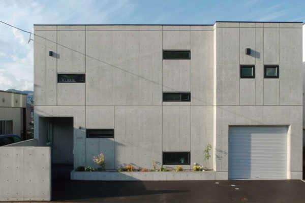 ウベハウス東日本の『世代を超えて住み継げる長寿命なRC住宅』がすごい!