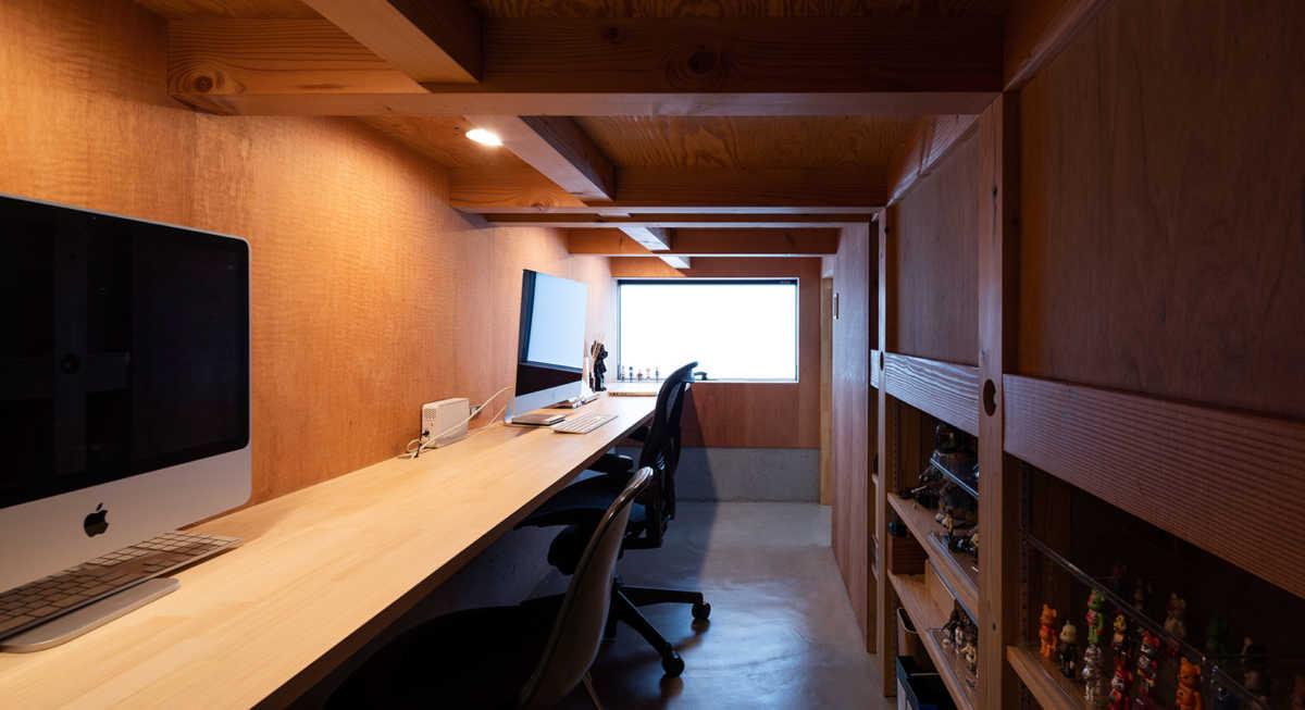 家づくりの参考にしたい!小さな書斎&趣味部屋のアイデア集