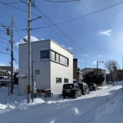2/6(土)札幌市南区で「五角形の家」オープンハウスのご案内…