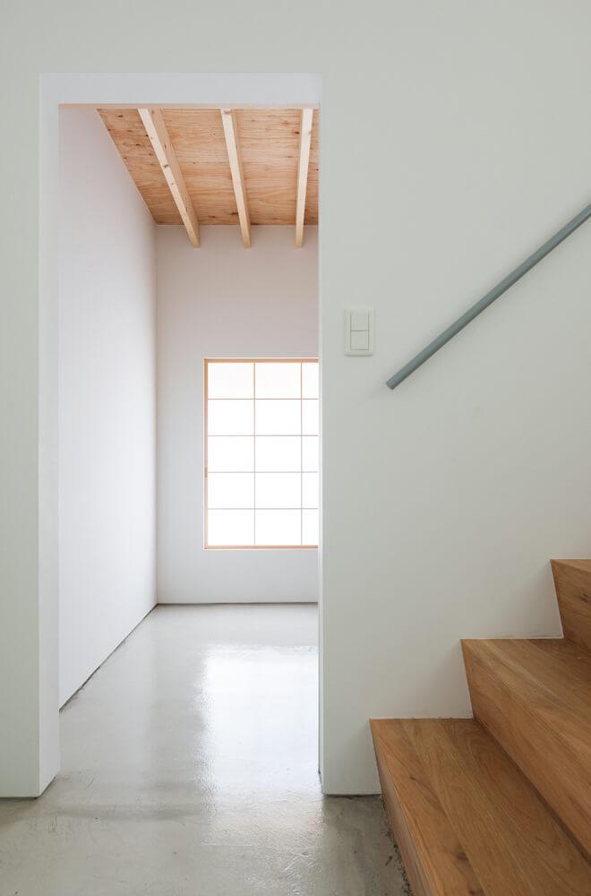 1階の多目的室。畳を置けば和室になり、そのまま子ども部屋としても活用可能
