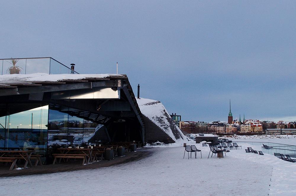 ヘルシンキにある「ロウリュ」という公共サウナ