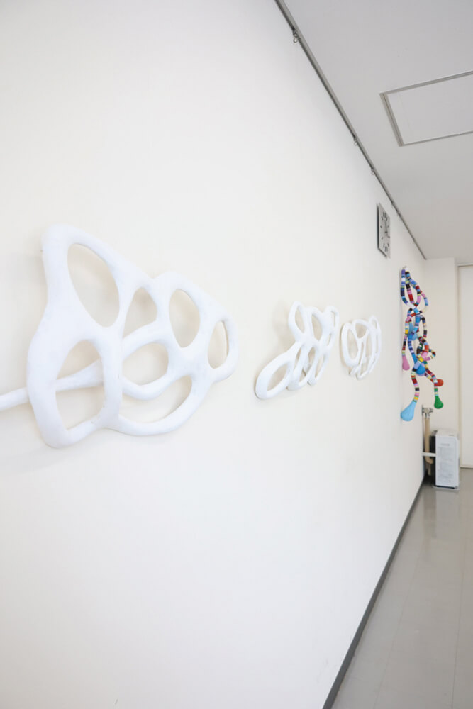 当別内外のアーティストが多数参加。展示作品はオンラインで見ることができる