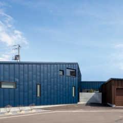変形地に建つ家は魅力がいっぱい!北海道の住宅実例4