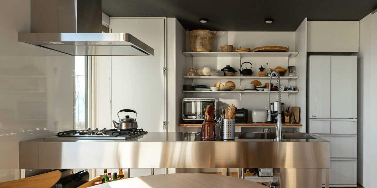 肝心なのは「取り出しやすさ」。使いやすいキッチン収納のポイント