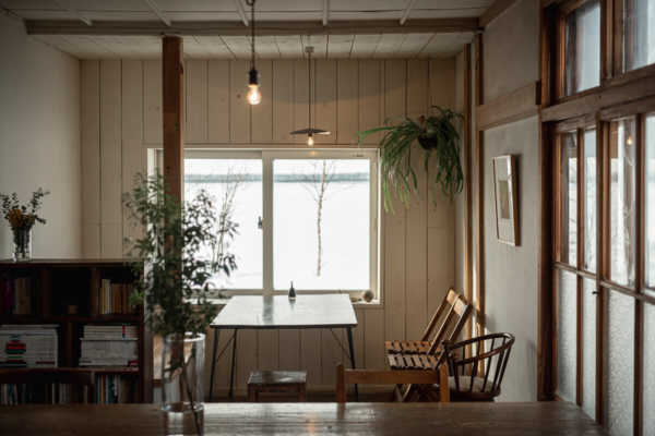 「民家リノベーションで居心地が育つ場所」shandi nivas café