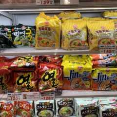 韓国食材の買い出し@札幌Yesmartで、おうち時間を満喫。