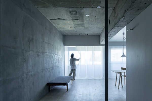 建築家×マンションリノベで実現する 余白を楽しむ自由な暮らし