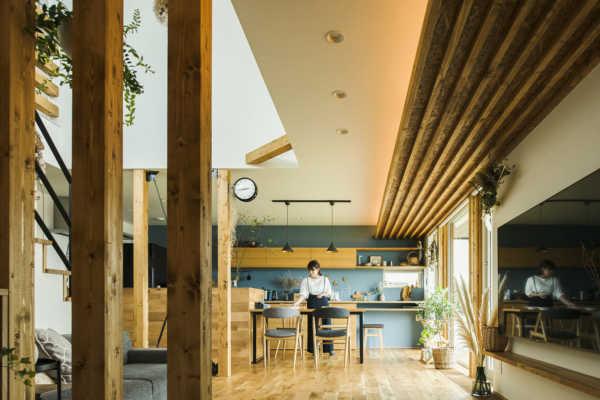 確かな性能と健やかな室内環境で暮らしの夢を叶えた住まい