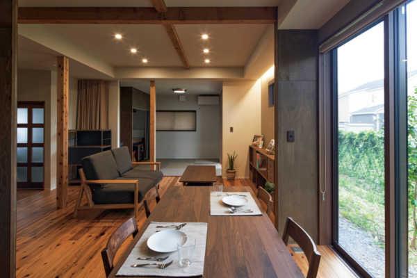 築44年の家を安心&快適に 経年美化を楽しむビンテージハウス
