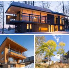 ニセコの貸別荘で体験宿泊のご案内!上質な建築美と機能性を体感…