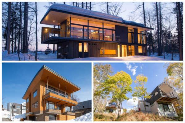 ニセコの貸別荘で体験宿泊のご案内!上質な建築美と機能性を体感|TAIGA