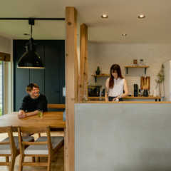 オープンハウスや勉強会で理想をカタチに。好きなデザインに囲ま…