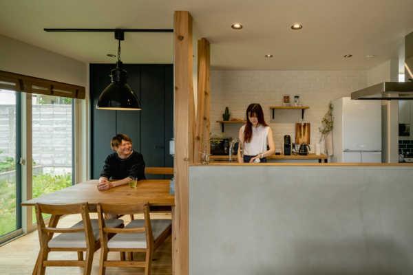 オープンハウスや勉強会で理想をカタチに。好きなデザインに囲まれる暮らし
