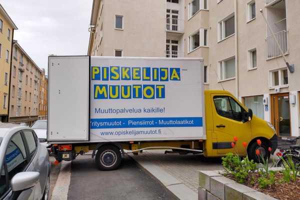 「パイプラインリノベーション」がやってくる!フィンランド引っ越し事情