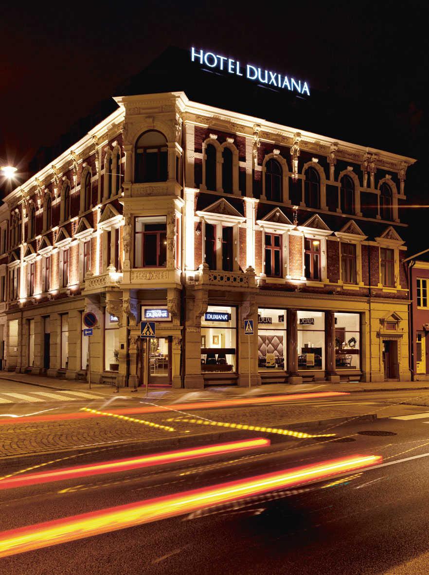 ホテル デュクシアーナ