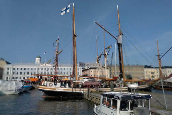 1743年から続く、フィンランド伝統の「ニシン祭り」